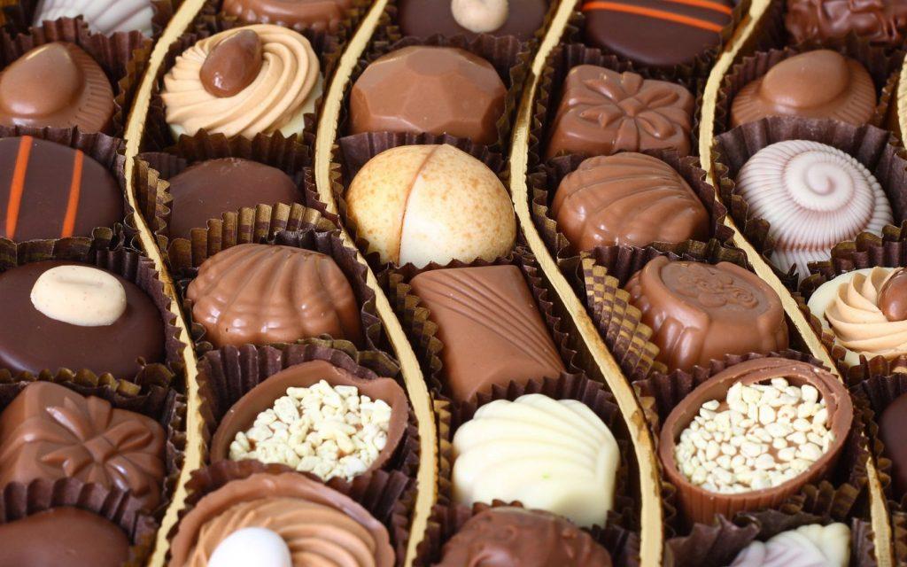 پاورپوینت شکلات و انواع آن