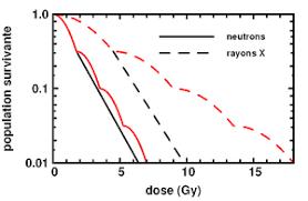 پاورپوینت منحنی های بقای سلول