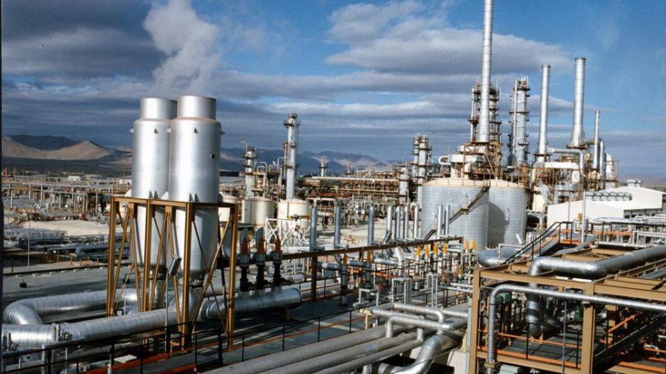 پاورپوینت صنعت نفت و گاز
